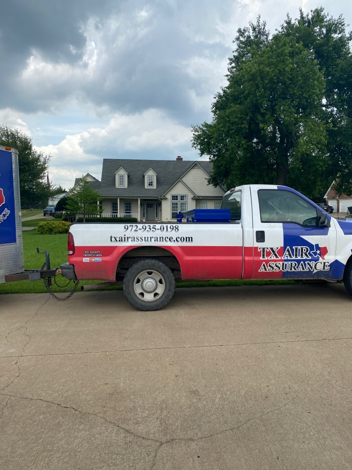 Out here taking care of another AC duct cleaning and ac maintenance for a great family in midlothian.