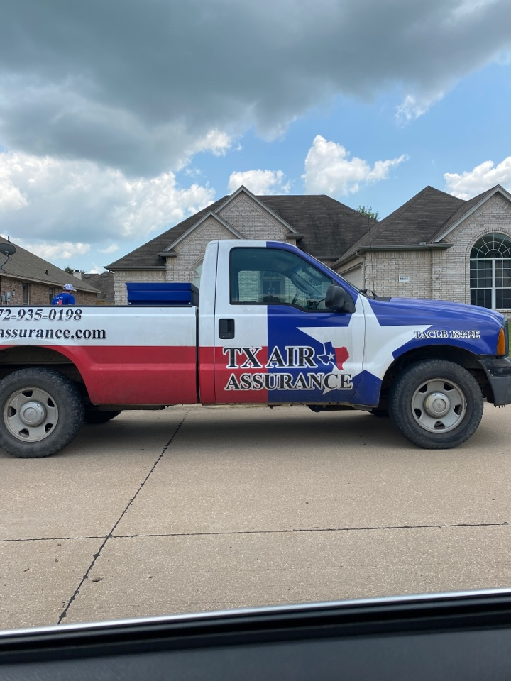 Another ac duct cleaning and ac maintenance