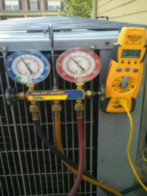 Douglasville, GA - carrier coil repace