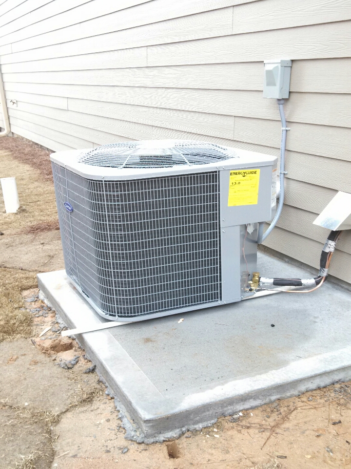 Union City, GA - start up carrier air conditioner
