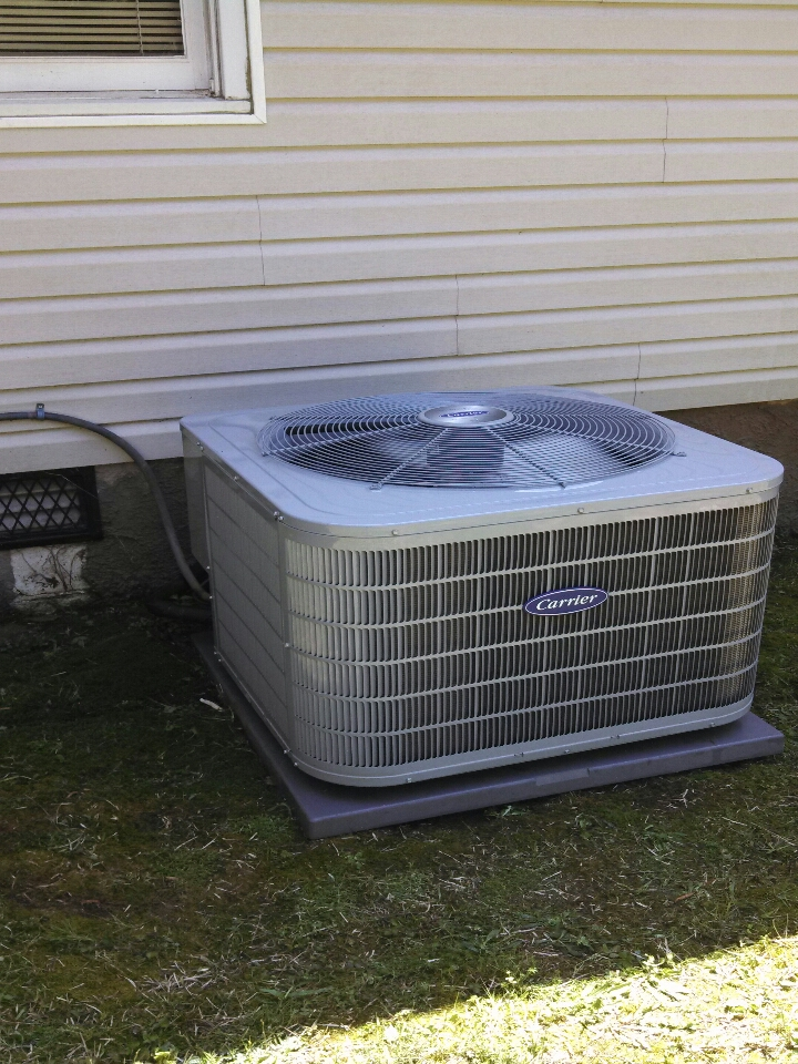 Griffin, GA - cooling tune up on carrier air condition