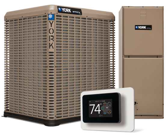 Walland, TN - Installed York 2 Ton 17.5 Seer Heat Pump system 5 Stage Compressor in Walland.