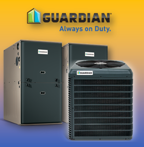 Sevierville, TN - Installed Guardian 3.5 Ton 14 seer Mobil Home system in Sevierville.