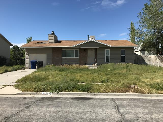 Magna, UT - This Manga property was vacant at the time of purchase. The previous homeowners were in foreclosure and had been given bad advice and considered the home a loss. After researching the property we were able to purchase the home for cash saving the property from foreclosure while putting thousands of dollars in the sellers pocket.