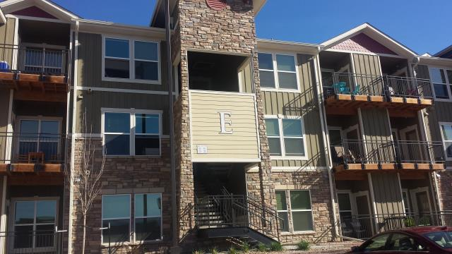Longmont, CO - Creating a paint and stain estimate for a multi-family apartment complex in Longmont.