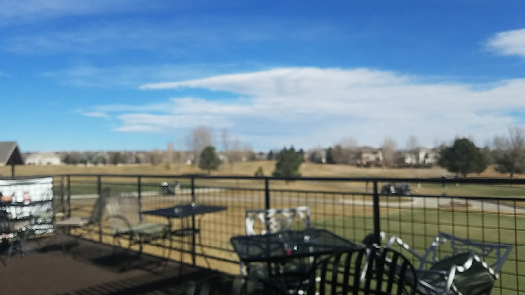 Louisville, CO - Beautiful day for extetior painting in Louisville.  The season is heating up.