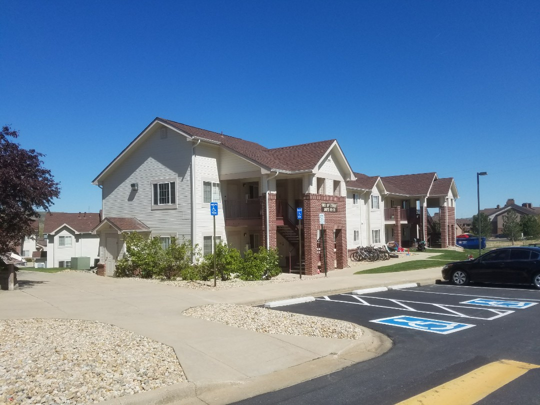 Golden, CO - Creating an exterior paint estimate for multi family apartments at Colorado School of Mines.