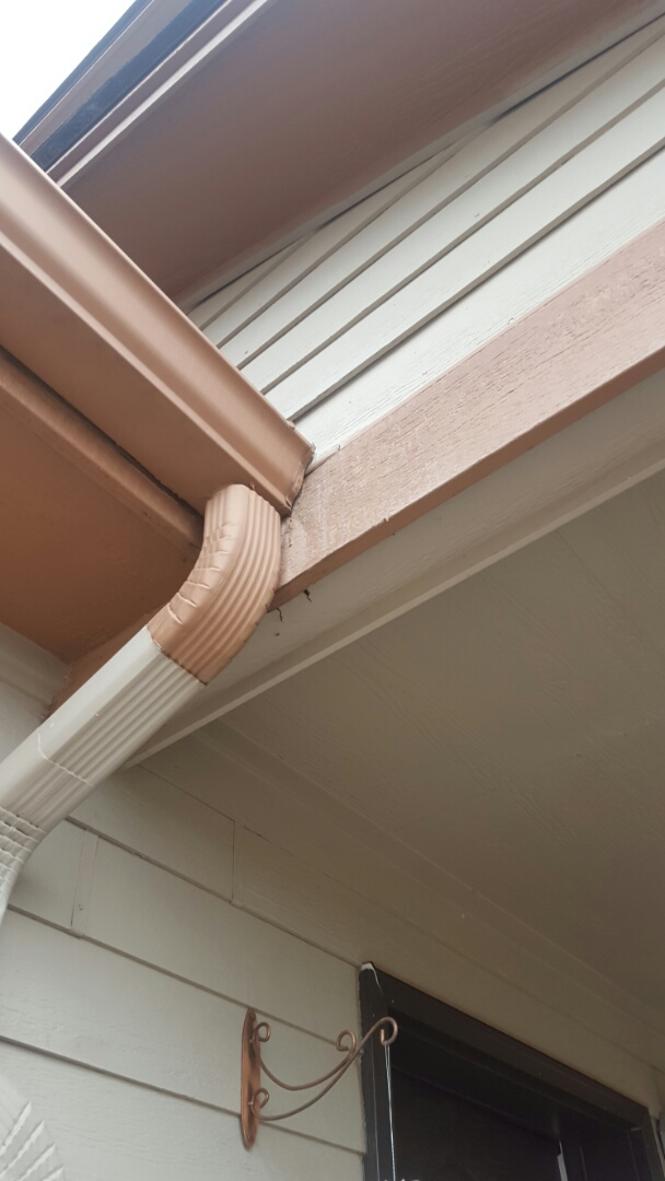 Aurora, CO - Angie's list estimate for painting and siding repair!
