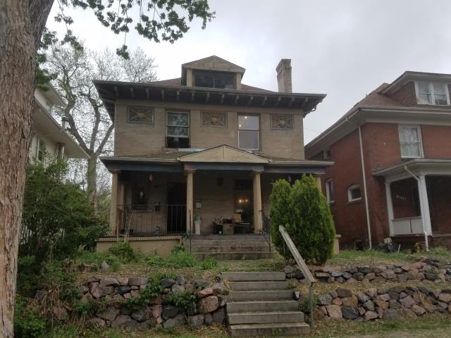 Denver, CO - Interior and exterior paint project on a historic home near Cheesman Park in Denver.  This project will require drywall repair, carpentry and trim work along with paint.