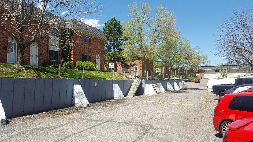Denver, CO - Westchester Townhomes fence restoration. Littleton, CO