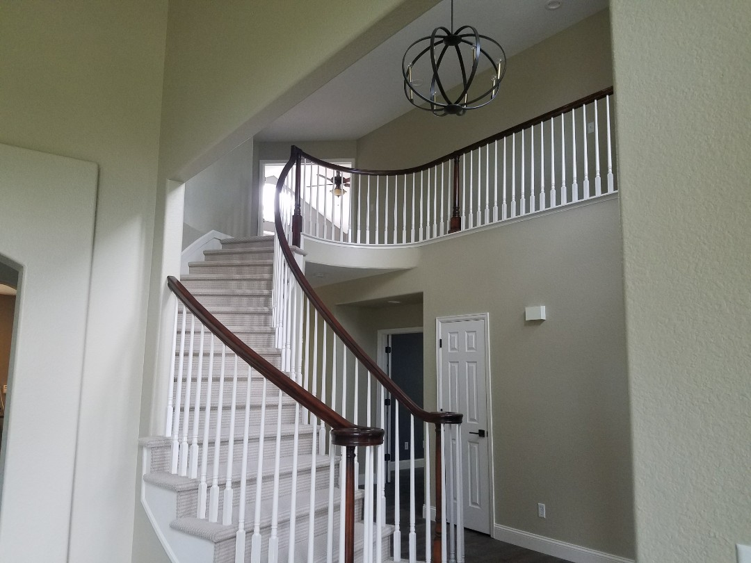 Superior, CO - Painters did a wonderful job on a challenging interior in Rock Creek.  Project finished right on time and I couldn't be more proud of the work performed.