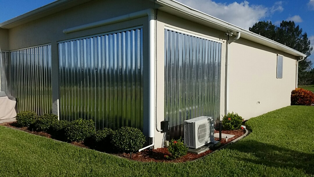 Merritt Island, FL - Doing planned maintenance on a Mitsubishi ductless mini split.