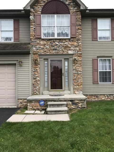 Littlestown, PA - Estimate to replace Front Door with a new Renewal By Andersen door