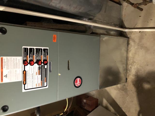 Canal Winchester, OH - Rheem furnace repair