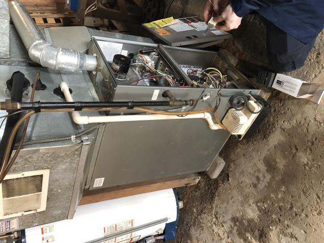 Reynoldsburg, OH - Weatherking furnace repair in reynoldsburg