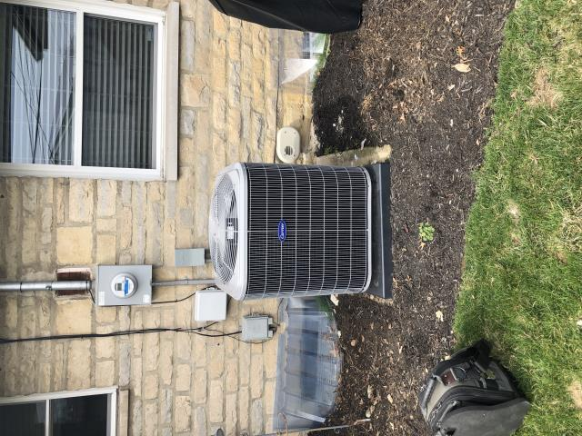 Bexley, OH - Carrier ac maintenance