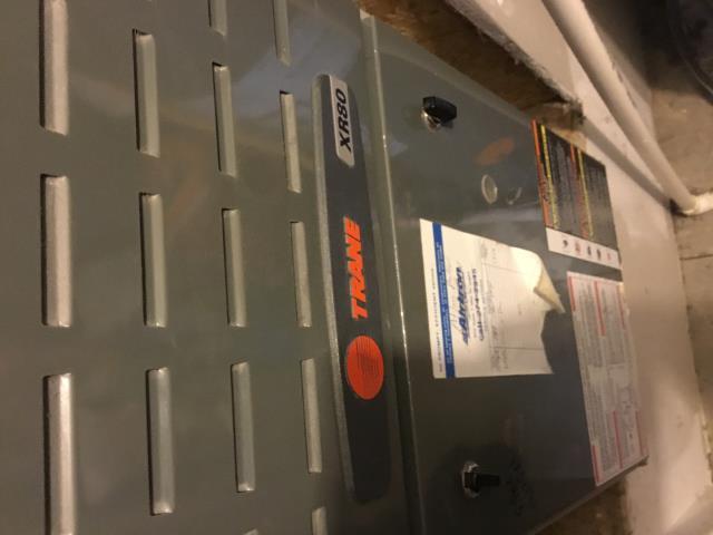 Homer, OH - Pressure switch repair on Trane furnace
