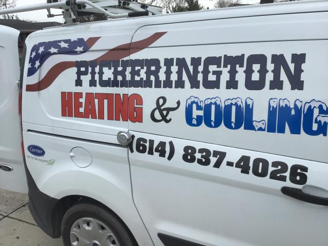 Grove City, OH - Duct cleaning gas furnace tune up