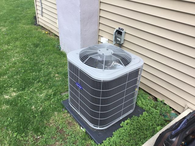Groveport, OH - AC tune up and Refrigerant presure set!