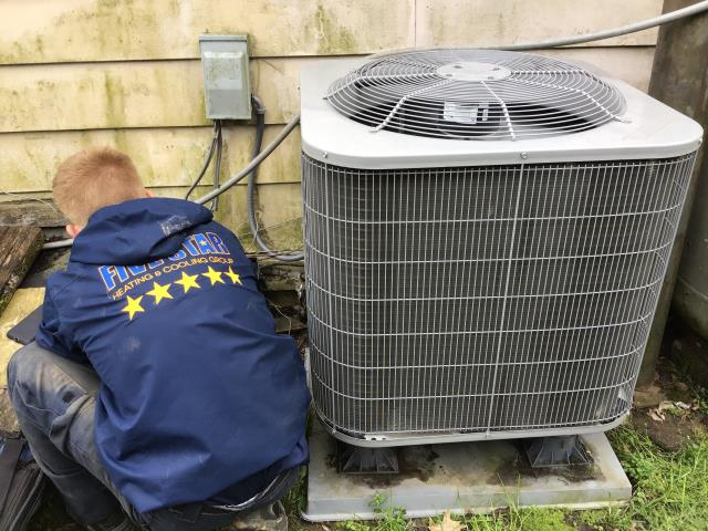 Grove City, OH - Grovecity heating and air hvac service air conditioning hvac