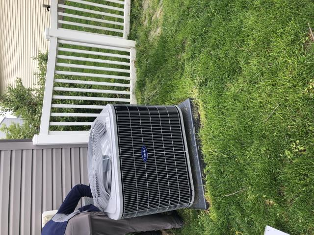 Carrier ac tuneup in Lancaster