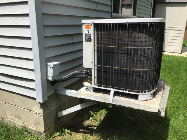 Grove City, OH - Ac not working