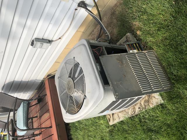Condensor fan motor replacement