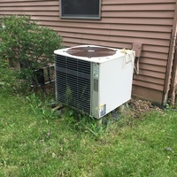 """Westerville, OH - Estimate given to replace a 2001 Lennox Elite Series Electric Furnace with a 2019 Carrier """"Infinity Series"""" 96% Variable Speed Two-Stage 100,000 BTU Gas Furnace. Also to replace a 2001 Lennox Heat Pump with a 2019 Carrier 16 SEER 3.5 Ton Air Conditioner with a one year service maintenance agreement."""