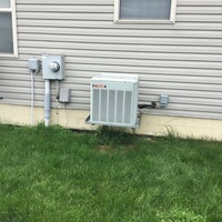 Estimate given to replace a 2004 TRANE Air Conditioner with a 2019 Carrier 13 SEER 3 Ton Air Conditioner and a one year service maintenance agreement.