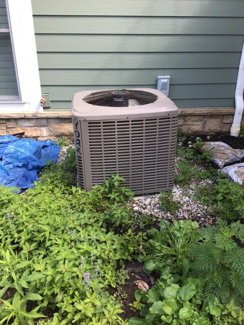 Homeowner requested FREE ESTIMATE for a new Carrier HVAC system