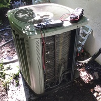 Older ac unit, needs AC Efficiency kit, contractor and run cap