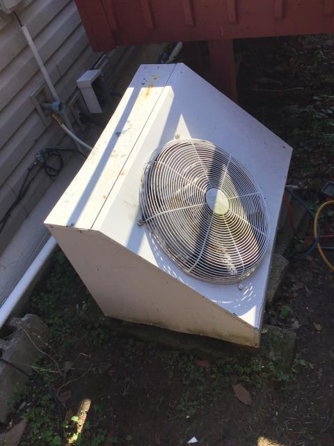 Gave AC quote to replace equipment