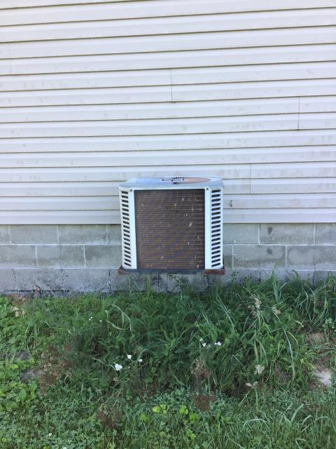 Provided estimate for new Carrier 96% Multi-Speed 60,000 BTU Gas Furnace and Carrier 16 SEER 2 Ton Air Conditioner to replace YORK unit.