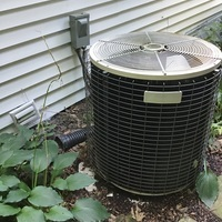 Estimate to replace Amana A/C System with a Carrier 13 SEER unit.