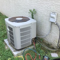 Bad compressor on American Standard ac unit, recommended replacement