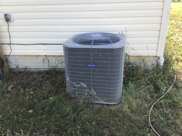 Upon arrival customer stated that the TRANE unit was not turning on, tech found no voltage coming through circuit board, found the low voltage wires that supply power from the transformer to the circuit board were loose, tech re-secured wires, cycled, system is now running, delta t is 75-55 (20 degree drop) system is cooling, OUTDOOR UNIT HAS 245/245 LINE VOLTAGE, 26.2 LOW VOLTAGE, FAN AMP IS 1.1/1.4, COMPRESSOR AMPS 10/18.