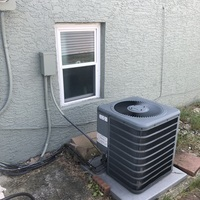 After hours weekend diagnostic service for a Goodman System. Estimate given to install a Carrier 96% Efficiency Gas Furnace and 19 SEER 2 Ton Air Conditioner. 0% interest financing offered up to 72 months through Wells Fargo.