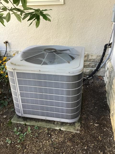 Upper Arlington, OH - Service call for Carrier A/C unit. Found clog in condensate line. cleared at 3 different points and added t fittings to make clearing line easier. no leaks and unit is operating as expected at this time