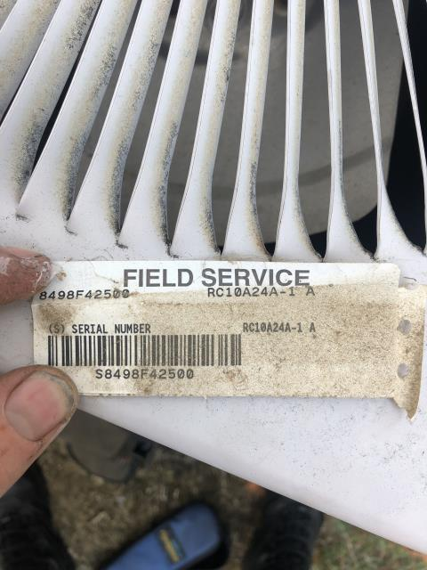 Diagnostic Performed Recommended Replace Condenser Fan Motor (Single Speed) with Capacitor & Fan Blades On Armstrong AC System To Keep AC Running Efficiently For The Summer Season