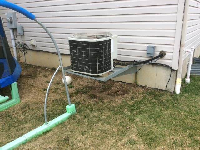 Groveport, OH - Diagnostic service call on Carrier a/c Unit. Upon arrival found that Infinity touch controls were giving a 179 error code. Checked voltage at both boards, found 26 to the outdoor unit and indoor unit, but could not get a 24 volt call to cool at Y. also recommend replacing wiring with shielded cable. due to running in to the this issue on past calls, need to replace communicating blocks on both indoor and outdoor unit.