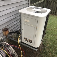 Bexley, OH - Performed our Special AC/Furnace Tune-up and Safety Check of a 1991 Bryant Furnace and A/C.
