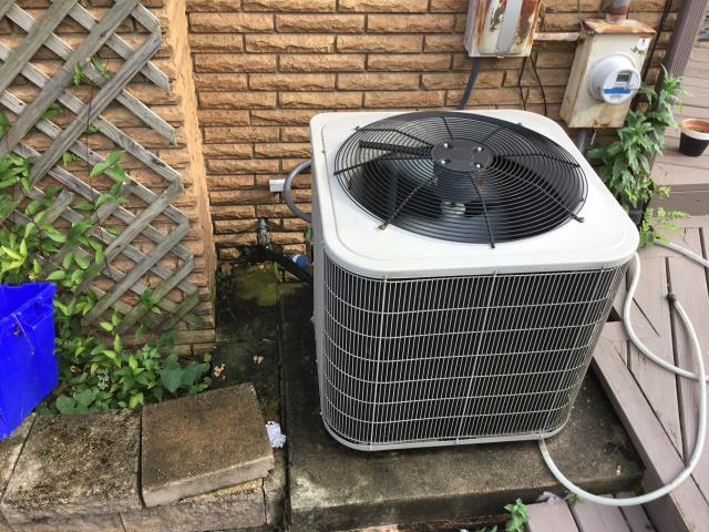Provided customer with estimate on new Carrier Gas furnace and A/C system.