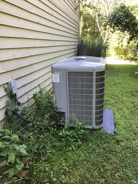Tune up & Safety check on a Carrier AC Unit.