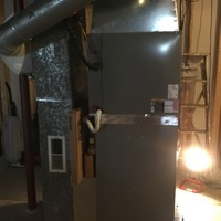Special Pre-Season Fall Furnace Tune-Up and Safety Check performed on a 2005 Comfortmaker Unit.