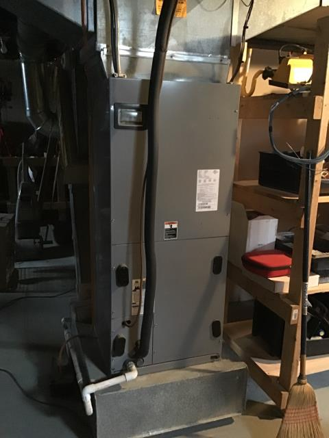 Furnace Tune Up & Safety Inspection  on Comfortmaker Air Handler