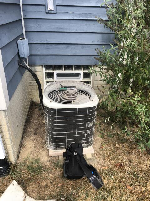Diagnostic Performed Replaced Dual Capacitor On Bryant AC System To Keep AC Running At Highest Performance For The Summer Season