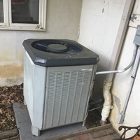 Gahanna, OH - Further inspection due to thermostat reading 10 degrees off. Replaced the thermostat and system is properly functioning at this time.