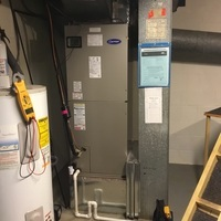 Furnace Tune Up on 2018 Carrier unit.