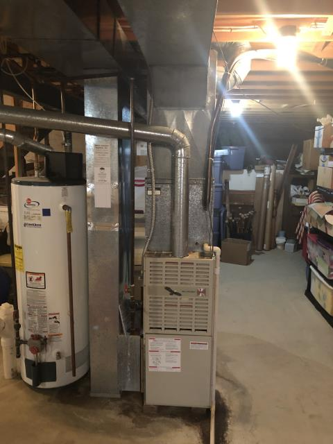 Furnace Tune-up and Safety Checkout performed on Carrier furnace unit. System is now functioning within manufacturers specifications.