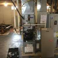 Lancaster, OH - Furnace Tune Up & Inspection on 2005 Bryant furnace